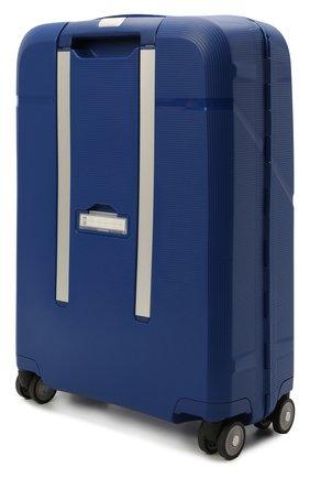 Женский дорожный чемодан magnum SAMSONITE синего цвета, арт. CK6-31001 | Фото 2