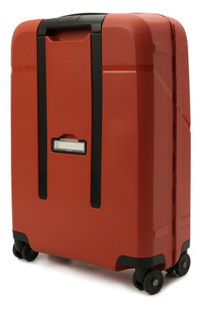 Женский дорожный чемодан magnum eco spinner SAMSONITE красного цвета, арт. KH2-96001 | Фото 2