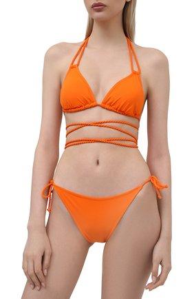 Женский плавки-бикини NATAYAKIM оранжевого цвета, арт. NY-010B/21L | Фото 2