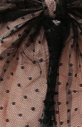 Женская резинка для волос REDVALENTINO светло-розового цвета, арт. WQ2J0C21/GNL   Фото 2 (Материал: Текстиль)