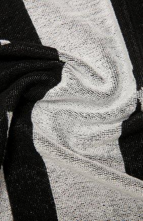 Мужские хлопковое полотенце CALVIN KLEIN черного цвета, арт. KU0KU00079   Фото 2 (Материал: Хлопок)
