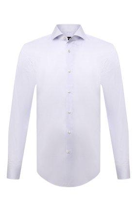 Мужская сорочка BOSS голубого цвета, арт. 50451166 | Фото 1