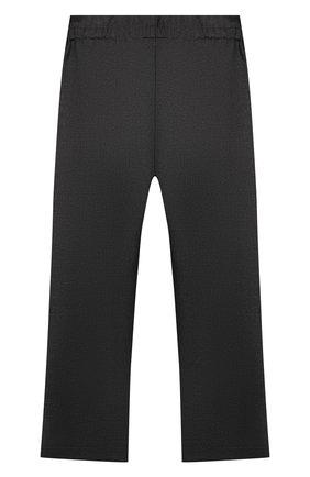 Детские брюки ALETTA темно-серого цвета, арт. A210947-13N/9A-16A | Фото 2