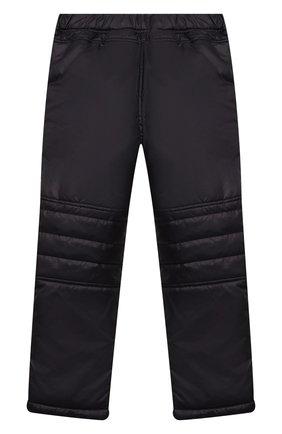 Детские брюки ALETTA черного цвета, арт. A210918I-27/4A-8A | Фото 2