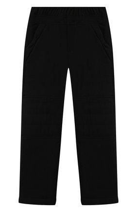 Детские брюки ALETTA черного цвета, арт. A210918I-17R/4A-8A | Фото 1