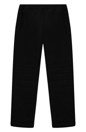 Детские брюки ALETTA черного цвета, арт. A210918I-17R/4A-8A | Фото 2