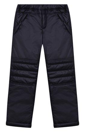 Детские брюки ALETTA темно-синего цвета, арт. A210918I-27/4A-8A | Фото 1