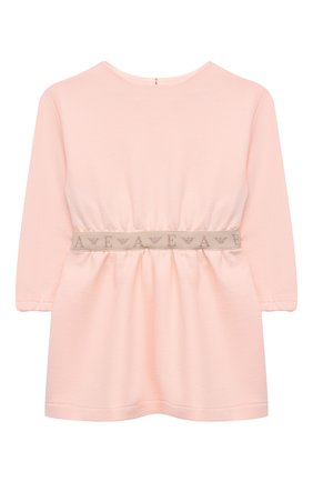 Женский платье EMPORIO ARMANI светло-розового цвета, арт. 6KEA03/3J44Z | Фото 1