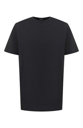 Мужская хлопковая футболка JAMES PERSE серого цвета, арт. MELJ3199 | Фото 1