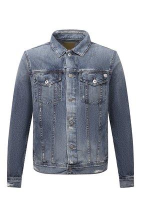 Мужская джинсовая куртка AG синего цвета, арт. 4496LGNMD/17YBDL/MX | Фото 1