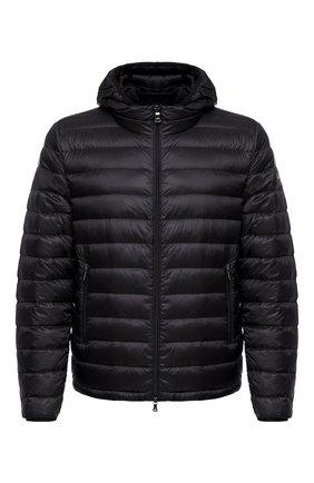 Мужская пуховая куртка PAUL&SHARK черного цвета, арт. C0P2008/GTX | Фото 1