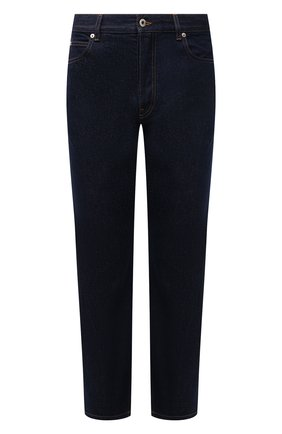 Мужские джинсы LOEWE синего цвета, арт. H526Y11X02 | Фото 1