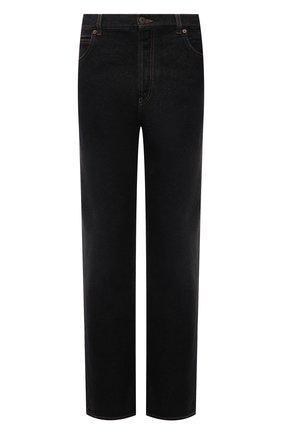 Мужские джинсы LOEWE черного цвета, арт. H526Y04W46 | Фото 1