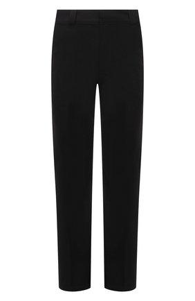 Мужские хлопковые брюки LOEWE черного цвета, арт. H526Y04W22 | Фото 1