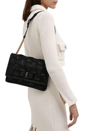 Женская сумка viva bow SALVATORE FERRAGAMO черного цвета, арт. Z-0739066   Фото 2