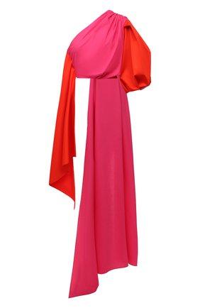 Женский хлопковый топ RUBAN розового цвета, арт. RТS21-11.1.51.28   Фото 1