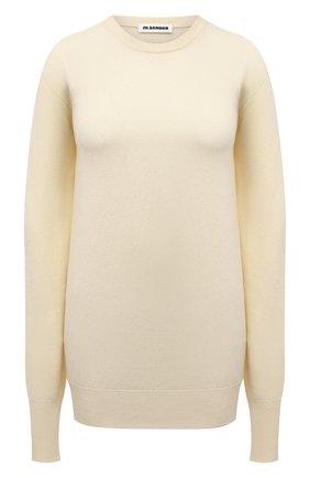 Женский кашемировый пуловер JIL SANDER  цвета, арт. JSCT754028-WTY10008   Фото 1