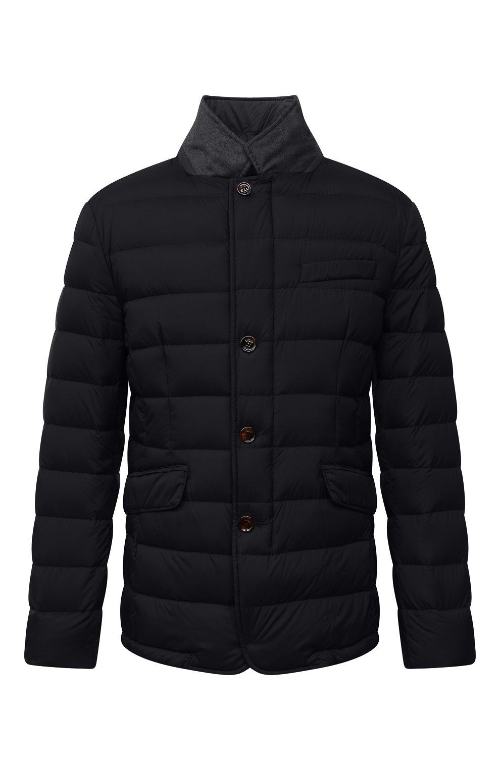 Мужская пуховая куртка zayn-op MOORER темно-синего цвета, арт. ZAYN-0P/M0UGI100307-TEPA017 | Фото 1 (Кросс-КТ: Куртка; Мужское Кросс-КТ: пуховик-короткий; Рукава: Длинные; Материал внешний: Синтетический материал; Материал подклада: Синтетический материал; Длина (верхняя одежда): Короткие; Материал утеплителя: Пух и перо; Стили: Кэжуэл)