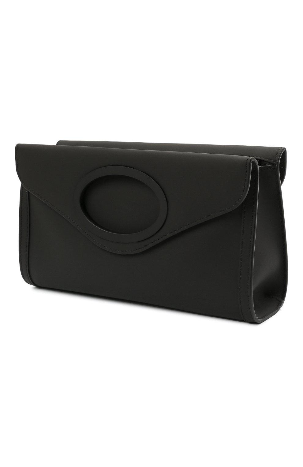Мужская сумка BURBERRY черного цвета, арт. 8040078 | Фото 3