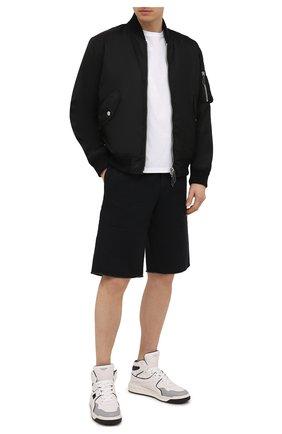 Мужские кожаные кеды one stud VALENTINO белого цвета, арт. WY2S0E63/NWN | Фото 2