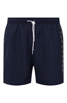 Мужские плавки-шорты CALVIN KLEIN темно-синего цвета, арт. KM0KM00573 | Фото 1