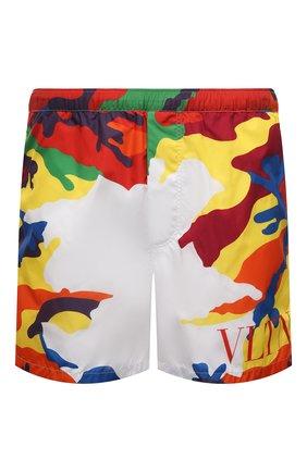Мужские плавки-шорты VALENTINO разноцветного цвета, арт. WV3UH0287JB | Фото 1