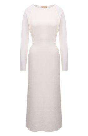 Женское хлопковое платье RUBAN молочного цвета, арт. RPSU21-10.2.51.10   Фото 1