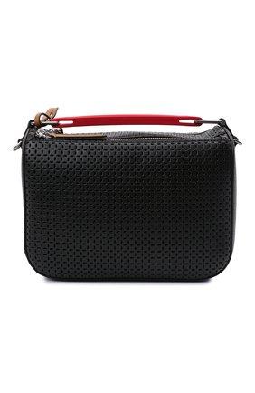 Женская сумка the box 23 MARC JACOBS (THE) черного цвета, арт. H107L01PF21   Фото 1