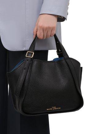 Женская сумка the director mini MARC JACOBS (THE) черного цвета, арт. H008L01PF21   Фото 2