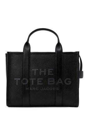 Женский сумка-тоут traveller small MARC JACOBS (THE) черного цвета, арт. H004L01PF21   Фото 1