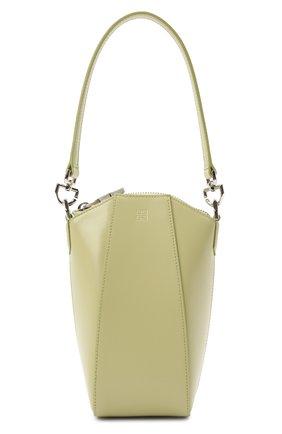 Женская сумка antigona mini GIVENCHY светло-зеленого цвета, арт. BBU01RB14Y | Фото 1
