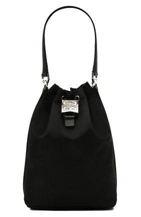 Женская сумка 4g light GIVENCHY черного цвета, арт. BB50HTB147 | Фото 1