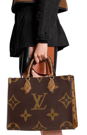 Женский сумка onthego LOUIS VUITTON коричневого цвета, арт. M45321 | Фото 2