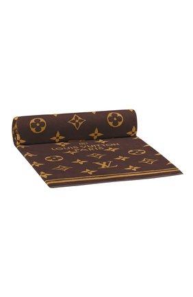 Женское хлопковое полотенце monogram LOUIS VUITTON коричневого цвета, арт. M72364 | Фото 1