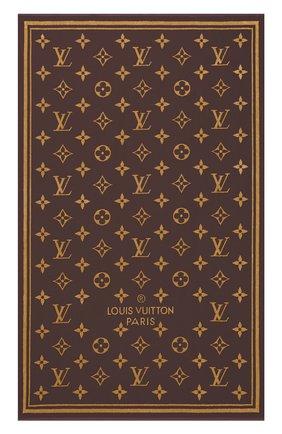 Женское хлопковое полотенце monogram LOUIS VUITTON коричневого цвета, арт. M72364 | Фото 2