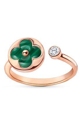 Женское кольцо color blossom mini sun LOUIS VUITTON золотого цвета, арт. Q9N08A | Фото 1