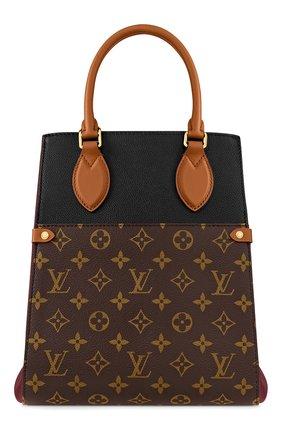 Женская сумка fold tote LOUIS VUITTON разноцветного цвета, арт. M45409 | Фото 1