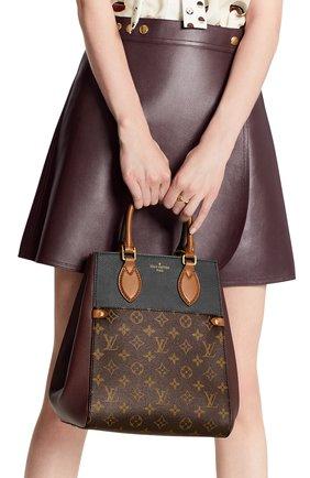 Женская сумка fold tote LOUIS VUITTON разноцветного цвета, арт. M45409 | Фото 2