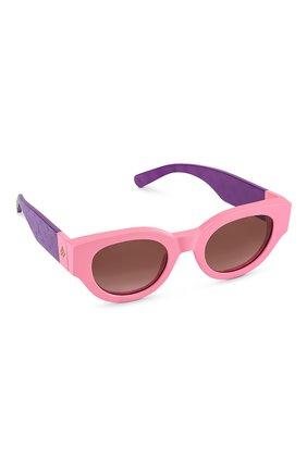 Женские солнцезащитные очки LOUIS VUITTON розового цвета, арт. Z1545W | Фото 1