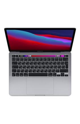"""Macbook pro 13"""" (m1, 2020) (8c cpu, 8c gpu), 256gb space grey APPLE   цвета, арт. MYD82RU/A   Фото 2"""