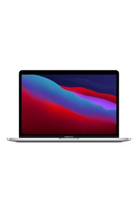 """Macbook pro 13"""" (m1, 2020) (8c cpu, 8c gpu), 512gb silver APPLE  silver цвета, арт. MYDC2RU/A   Фото 1"""