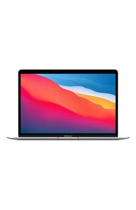 """Macbook air 13"""" (m1, 2020) (8c cpu, 8c gpu), 512gb silver APPLE  silver цвета, арт. MGNA3RU/A   Фото 1"""