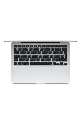 """Macbook air 13"""" (m1, 2020) (8c cpu, 8c gpu), 512gb silver APPLE  silver цвета, арт. MGNA3RU/A   Фото 2"""