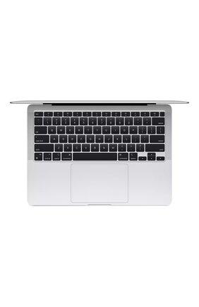 """Macbook air 13"""" (m1, 2020) (8c cpu, 7c gpu), 256gb silver APPLE  silver цвета, арт. MGN93RU/A   Фото 2"""