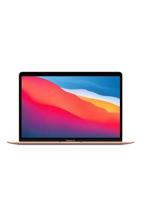 """Macbook air 13"""" (m1, 2020) (8c cpu, 8c gpu), 512gb gold APPLE  gold цвета, арт. MGNE3RU/A   Фото 1"""