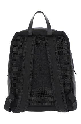 Женский рюкзак la medusa VERSACE черного цвета, арт. DFZ8504/DNY8ME | Фото 2
