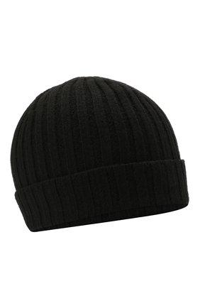 Женская шерстяная шапка JIL SANDER черного цвета, арт. JSPT762054-WTY20408   Фото 1
