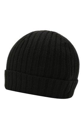 Женская шерстяная шапка JIL SANDER черного цвета, арт. JSPT762054-WTY20408   Фото 2