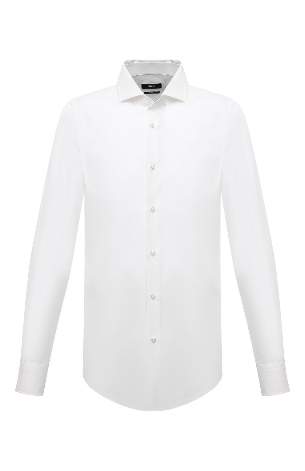 Мужская сорочка BOSS белого цвета, арт. 50454060   Фото 1