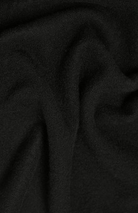 Мужской шерстяной шарф KITON черного цвета, арт. USCIACX0296A | Фото 2